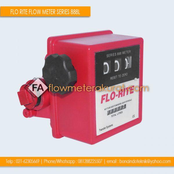FLO RITE FLOW METER SERIES 888L | Jual Flow Meter Solar Flo Rite