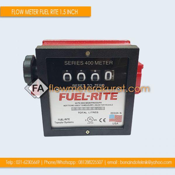 Flow Meter Fuel Rite 1.5 inch