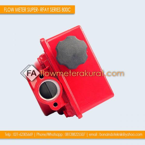 FLOW METER SUPER RFAY Series 800C   Jual Flow Meter Solar Murah