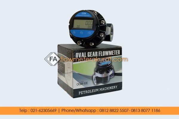 Oval Gear Meter 2 Inch
