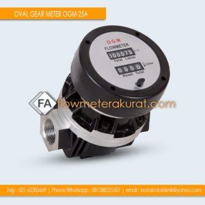 Oval Gear Meter OGM-25A