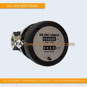 Oval Gear Meter OMG-40A