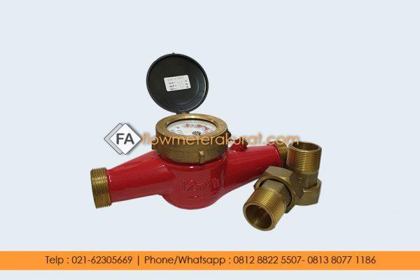 SHM Water Meter Air Panas 1 1/4 Inch