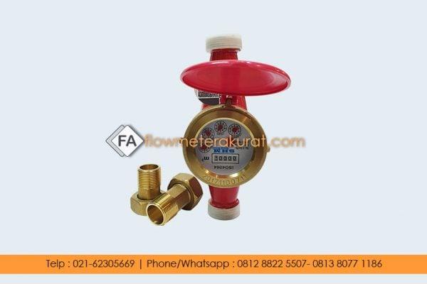 SHM Water Meter Air Panas 1 Inch