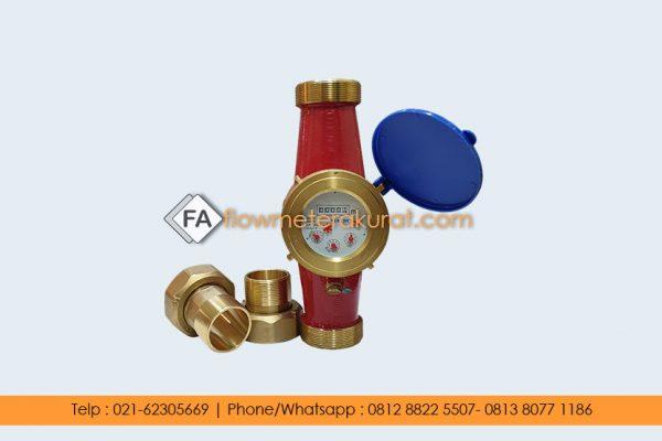 SHM Water Meter Air Panas 2 Inch