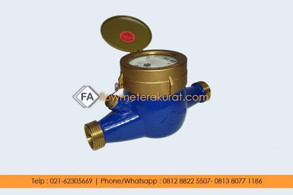 Water Meter BR 3/4 Inch