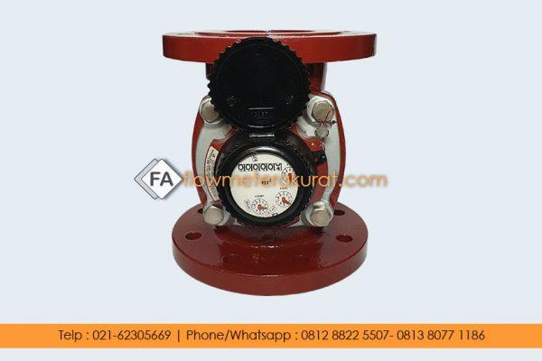 Water Meter Sensus 4 Inch