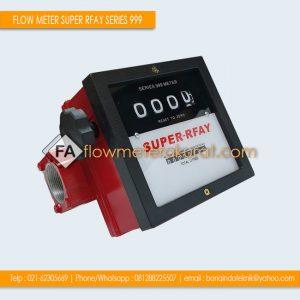 FLOW METER SUPER RFAY SERIES 999 METER | Super-Rfay Series
