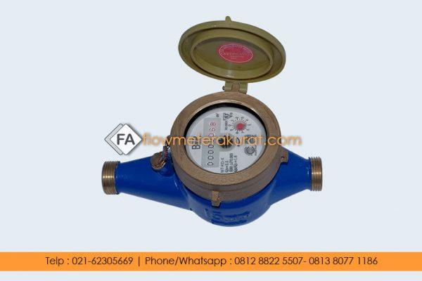 Water Meter BR 1/2 Inch