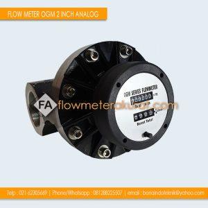 FLOW METER OGM 2 INCH ANALOG | Flow Meter OGM 50 mm Analog