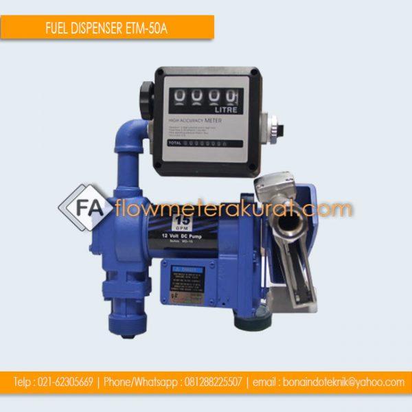 FUEL DISPENSER ETM-50A | JUAL FUEL PUMP SET DC | Fuel Pump