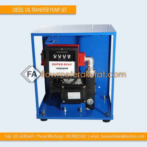 JUAL DIESEL OIL TRANSFER PUMP SET | Fuel Transfer Pump Murah