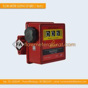 Flow Meter Gopas Gp 800 1 Inch